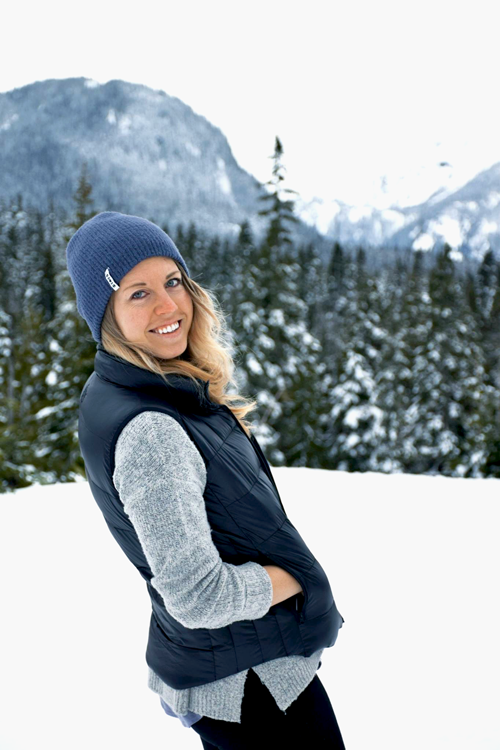 Joelle Blaikie, CEO